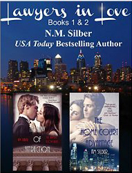 Lawyers in Love series by NM Silber
